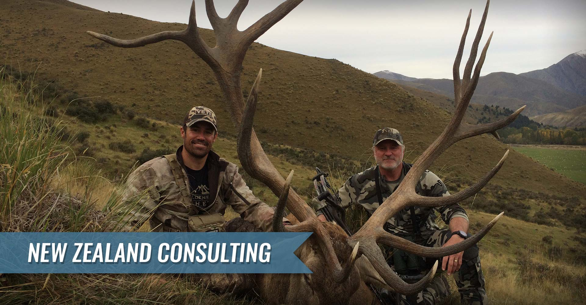 New Zealand Big Game Hunting