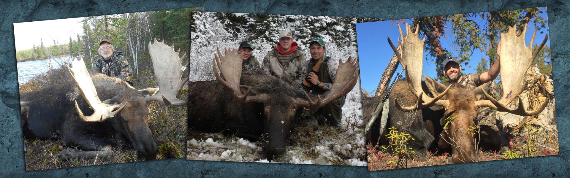Alberta Trophy Big Game Hunting