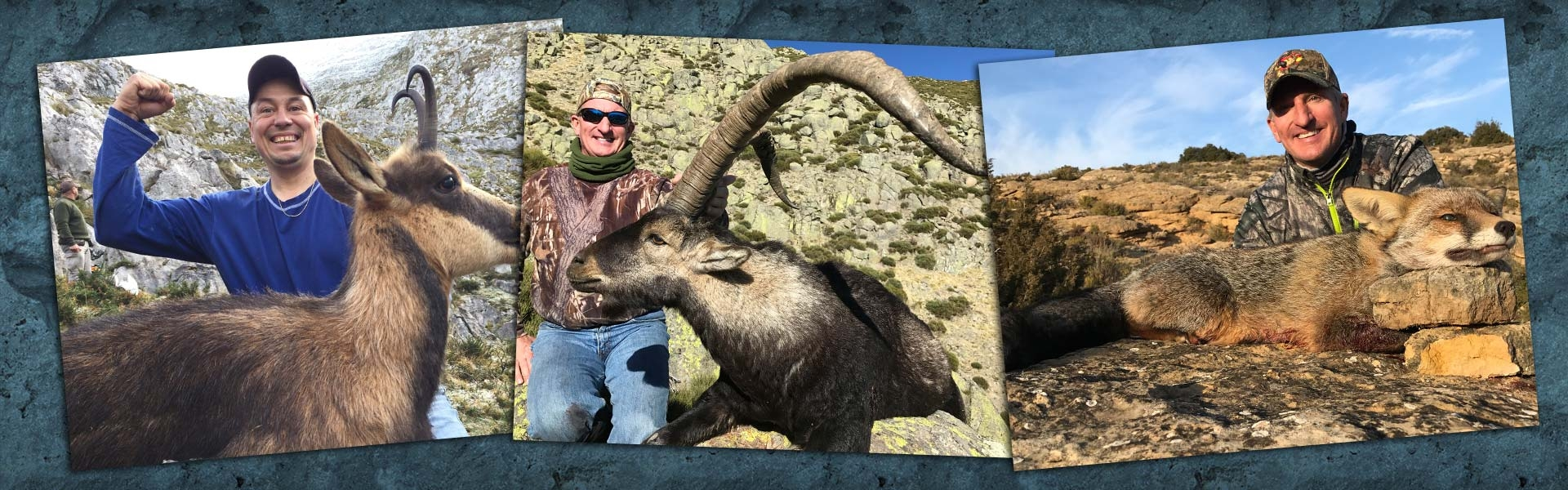 Spain Trophy Big Game Hunting Consultant