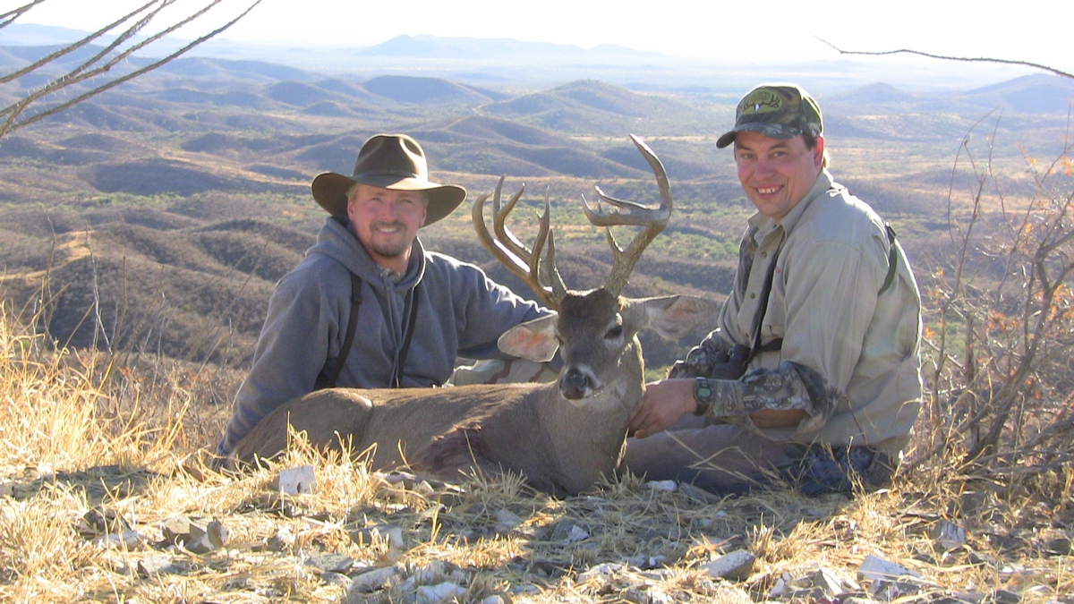 Mexico Coues Deer Hunts