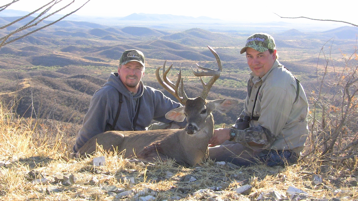 Coues Deer - Mexico