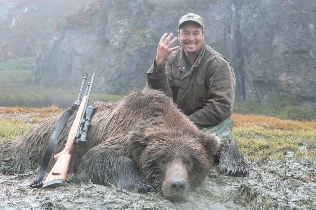 Brown Bear - Alaska